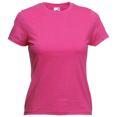 3297-Camiseta Mujer Color
