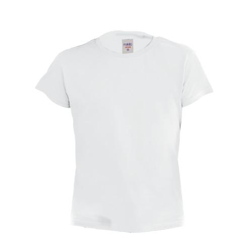 4200-Camiseta Niño Blanca