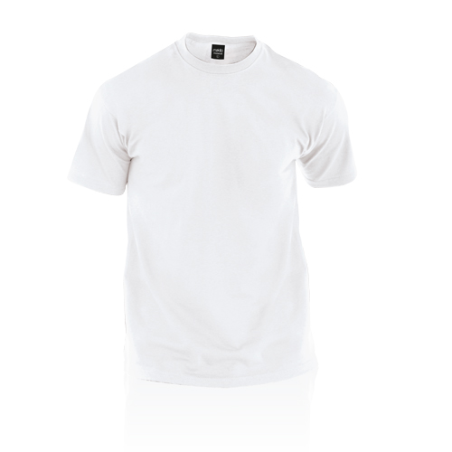 4482-Camiseta Adulto Blanca