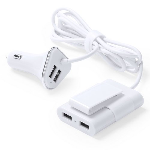 5209-CARGADOR COCHE USB