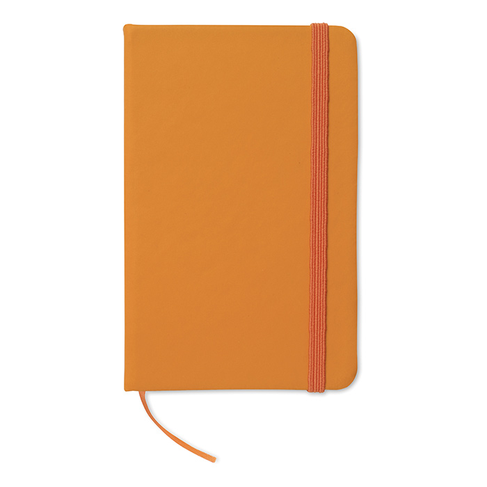 96 pages A6 notebook