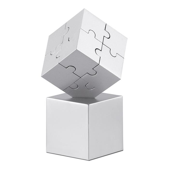 AR1810-Puzzle 3D metal magnético