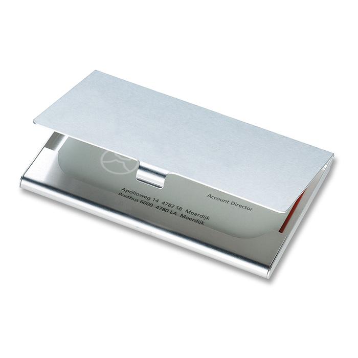 KC2225-Tarjetero de aluminio