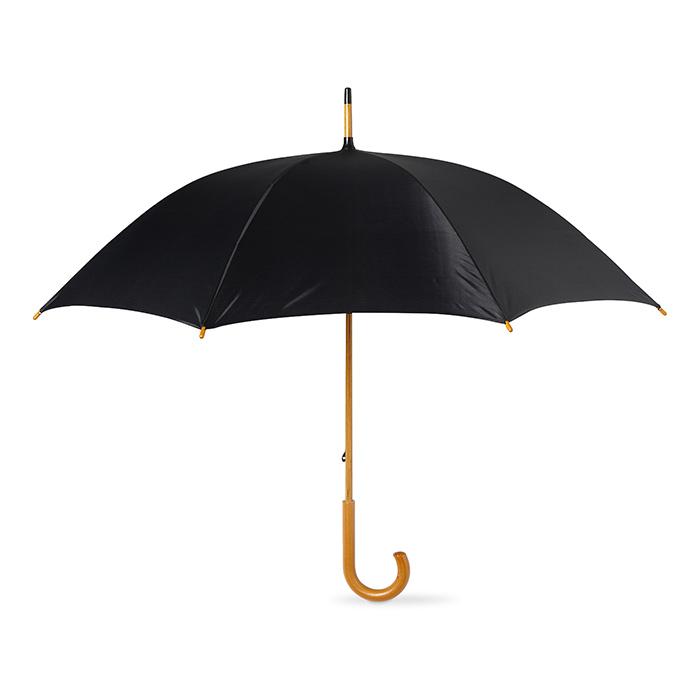 KC5132-Paraguas mango de madera