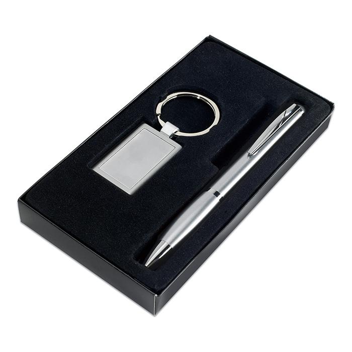 KC7149-Set bolígrafo y llavero