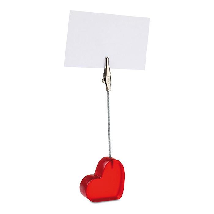 MO7157-Clip de notas corazón