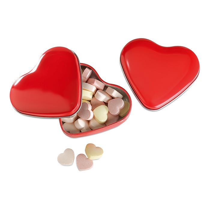 MO7234-Caja corazón caramelos