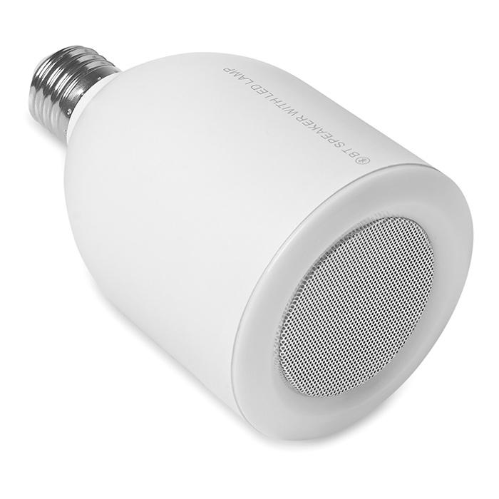 MO8564-Altavoz con bombilla LED