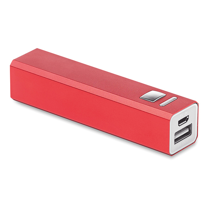 MO8602-Power bank aluminio