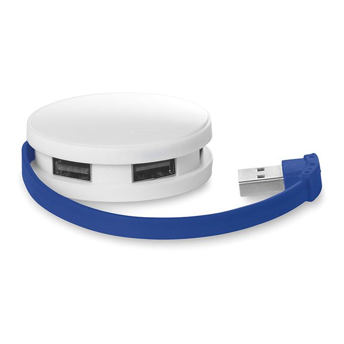 MO8671-Hub USB de 4 puertos.