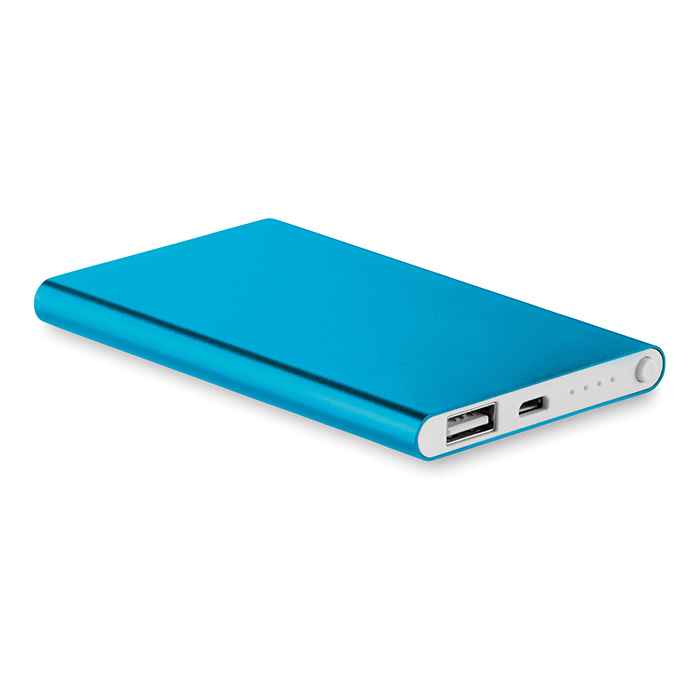 Power bank 4000 mAh.