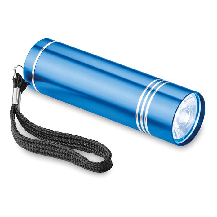 Linterna aluminio 1 LED
