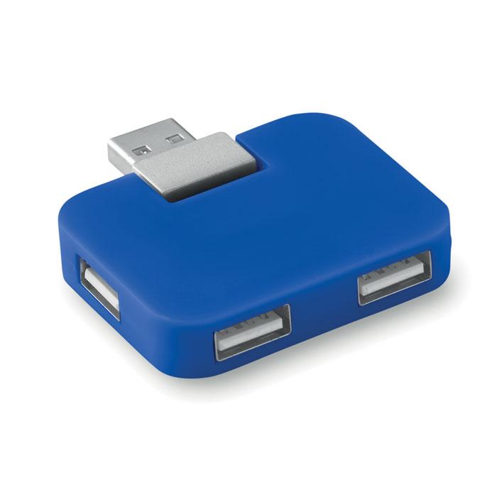 MO8930-Hub USB 4 puertos