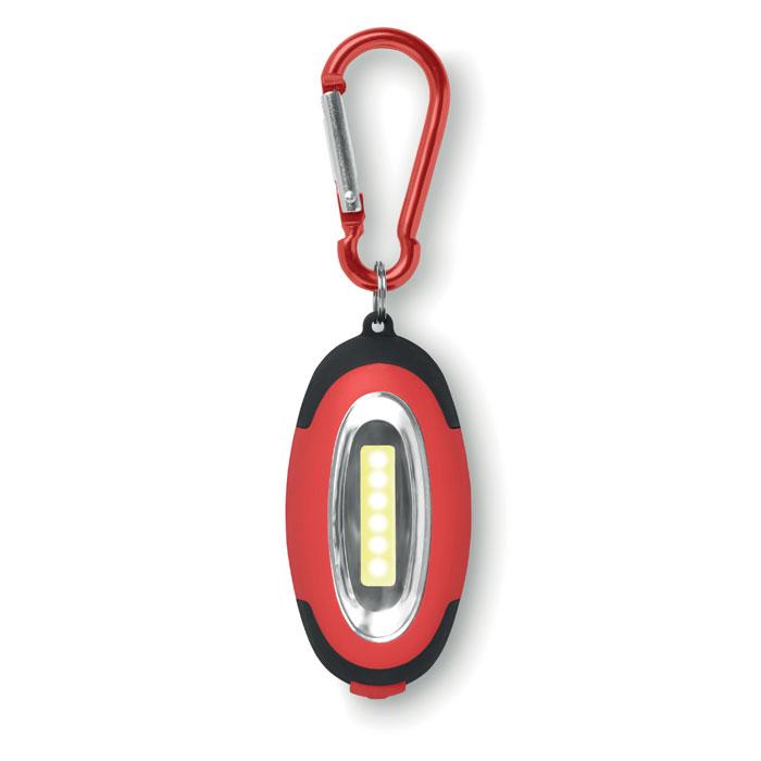 MO8996-Luz LED con mosquetón