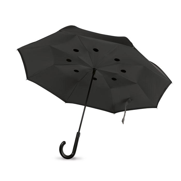 Paraguas reversible 23''