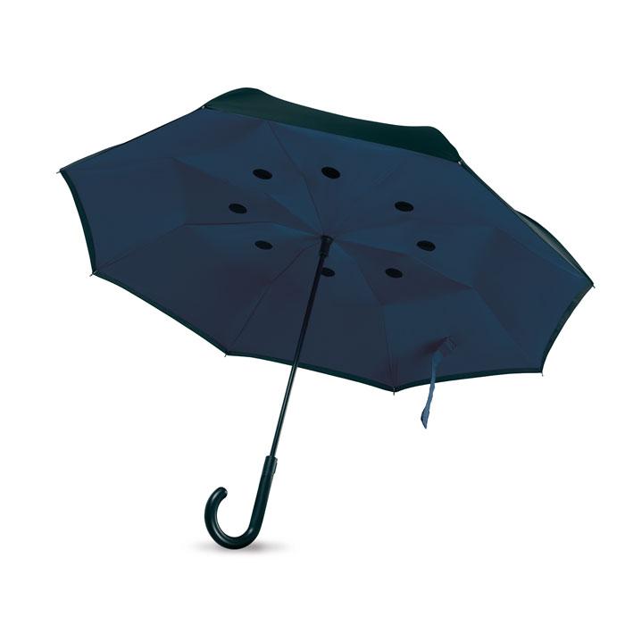Paraguas reversible de 23''