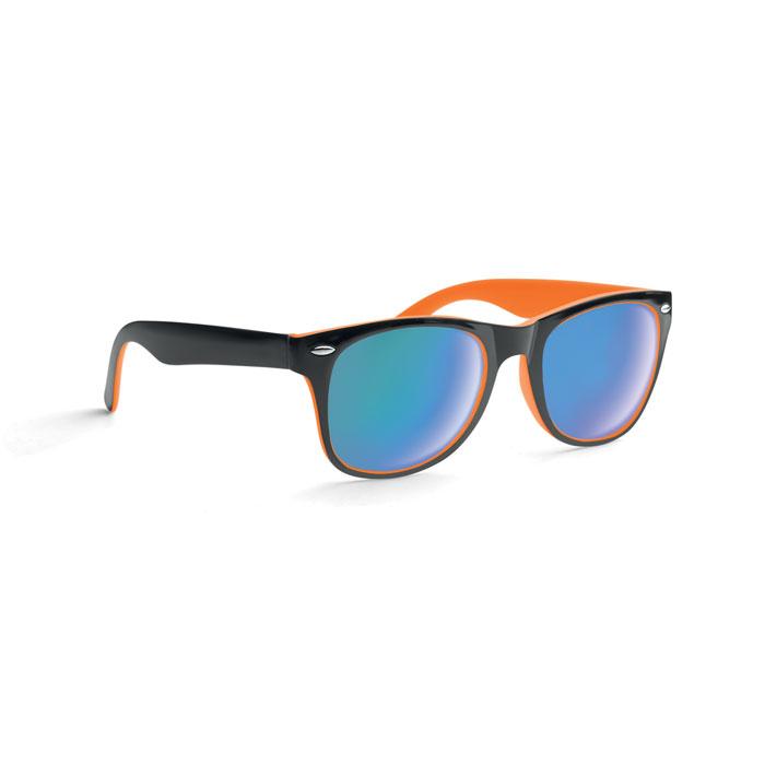 Gafas bicolor