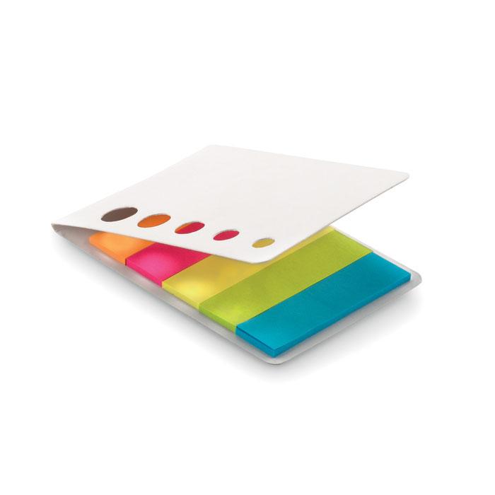 MO9036-Notas adhesivas 5 colores