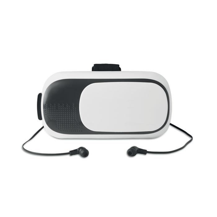 MO9072-Gafas 3D con auriculares