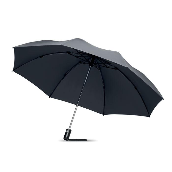 Paraguas plegable  reversible