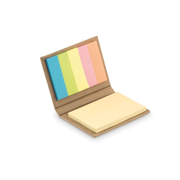 Set  bloc de notas pequeño