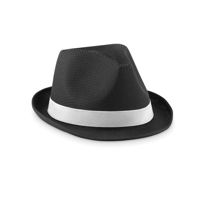 Sombrero de paja de color