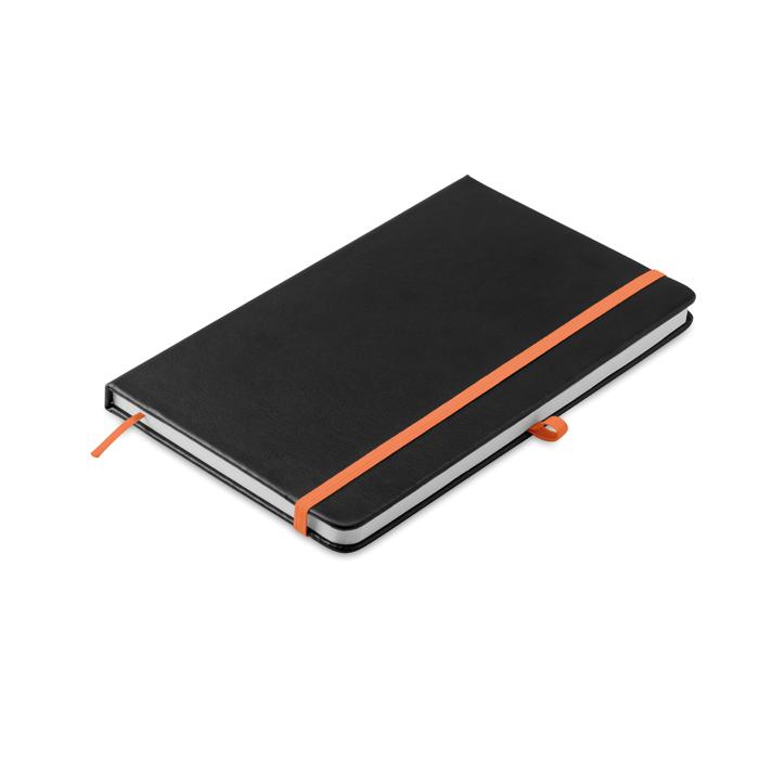MO9422-Cuaderno con tapa de PU