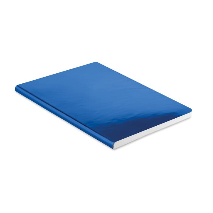 Cuaderno notas tapa blanda