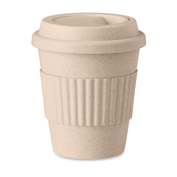 MO9427-Vaso de fibra de bambú y PP