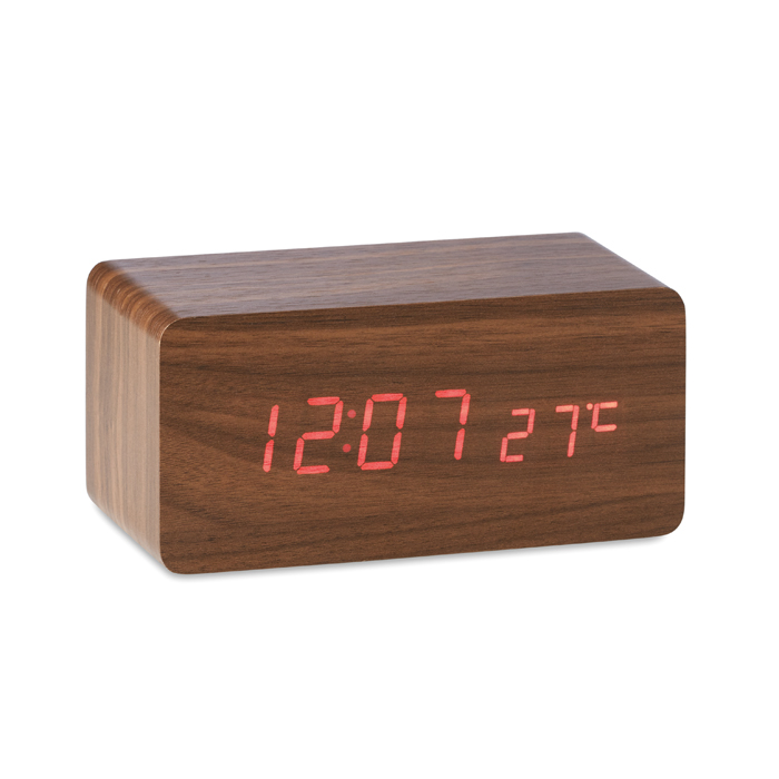 Reloj carga inalámbrica