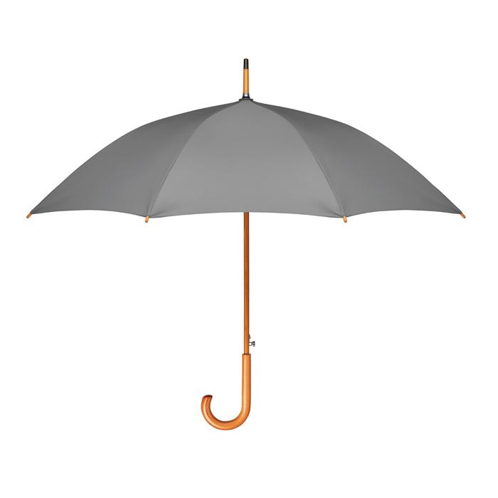 Paraguas pongee RPET 23,5