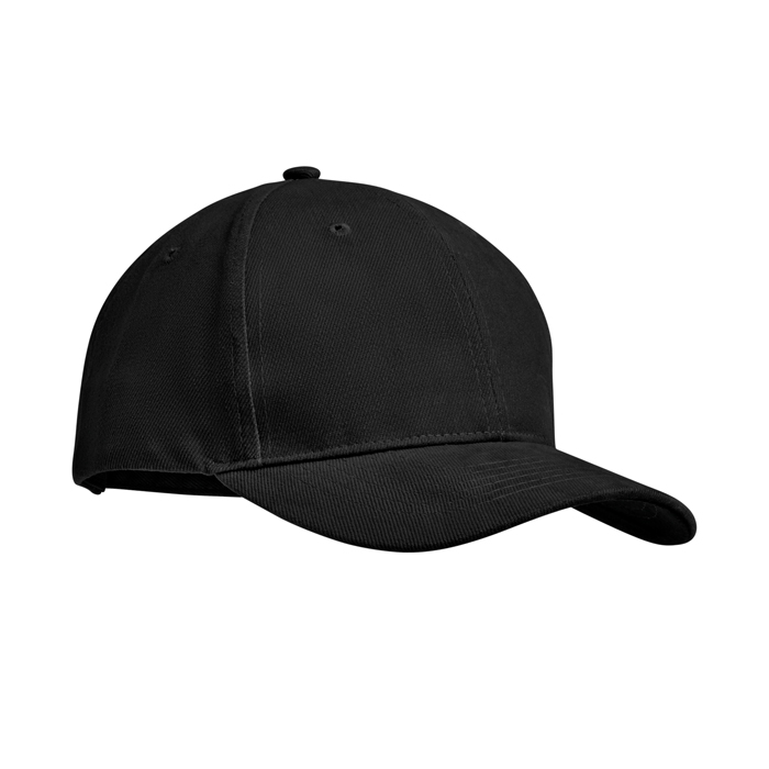 Brushed heavy cotton 6 panel